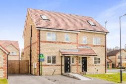 Semi Detached House To Let Harworth Doncaster South Yorkshire DN11