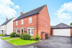 Detached House To Let Anstey Leicester Leicestershire LE7