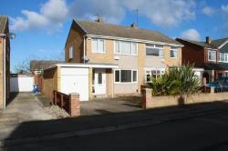 Semi Detached House To Let Normanby Middlesbrough Cleveland TS6