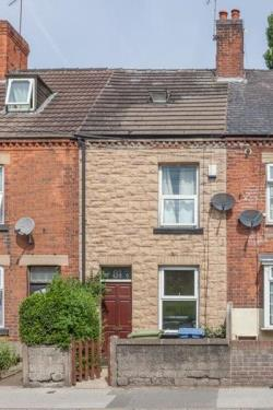 Terraced House For Sale  worksop Derbyshire S80
