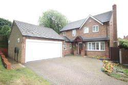 Detached House For Sale  Cold Meece Staffordshire ST15