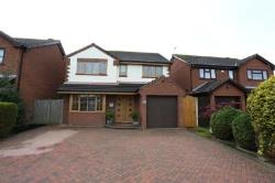 Detached House For Sale  Badsey Gloucestershire WR11