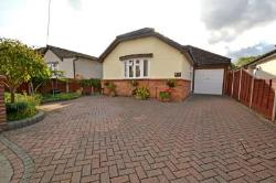 Detached Bungalow For Sale  Bowers Gifford Essex SS13