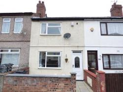 Terraced House For Sale  Ellesmere Port Cheshire CH65