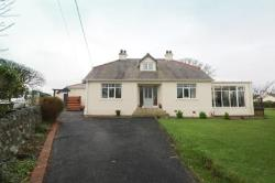Detached Bungalow For Sale  Llanfechell Isle Of Anglesey LL68