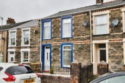 Terraced House For Sale  Tredegar Gwent NP22