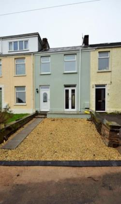 Terraced House For Sale  Swansea West Glamorgan SA2