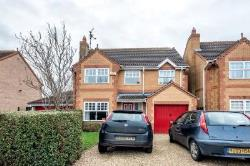 Detached House For Sale  Market Deeping Lincolnshire PE6