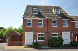 Terraced House For Sale  Bramley Hampshire RG26