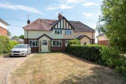 Detached House For Sale  Wickhambrook Suffolk CB8