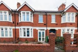Terraced House For Sale  Cardiff Glamorgan CF14