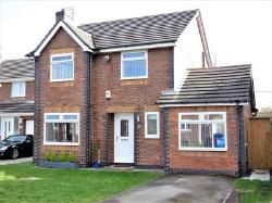 Detached House For Sale  Wirral Merseyside CH46