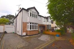 Detached House For Sale  25 Regent Road Essex CM16
