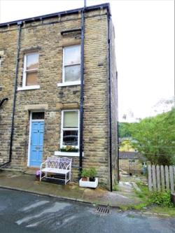 Terraced House For Sale  23 Unity Street West Yorkshire HX7