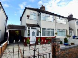 Detached House For Sale  87 Gordon Drive Merseyside L14