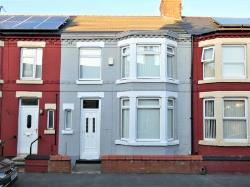 Terraced House For Sale  17 Duncombe Road South Merseyside L19