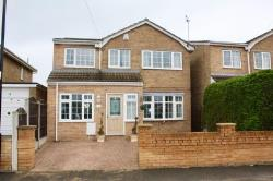 Detached House For Sale  14 Warwick Close South Yorkshire DN7