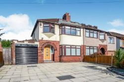 Detached House For Sale  30 Boundary Drive Merseyside L25