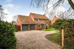 Detached House For Sale Potterhanworth Lincoln Lincolnshire LN4