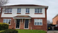Semi Detached House For Sale  Buckley Flintshire CH7