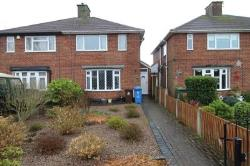 Semi Detached House For Sale  Mansfield Nottinghamshire NG21