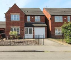 Detached House For Sale  Mansfield Derbyshire NG20