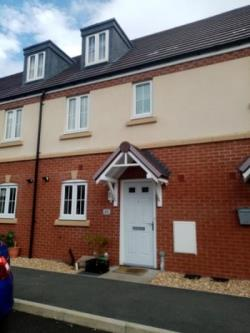 Terraced House For Sale  Oswestry Shropshire SY11
