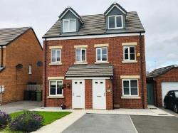 Semi Detached House For Sale  Ossett West Yorkshire WF5