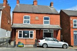 Detached House For Sale  Nottingham Nottinghamshire NG16