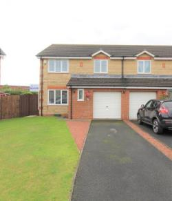 Semi Detached House For Sale  Blyth Northumberland NE24