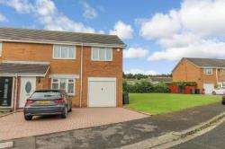 Semi Detached House For Sale  Bedlington Northumberland NE22
