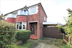 Semi Detached House For Sale  Stockport Greater Manchester SK6