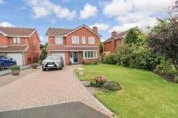Detached House For Sale  Bedlington Northumberland NE22