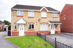 Semi Detached House For Sale  Kirkby-in-Ashfield Nottinghamshire NG17