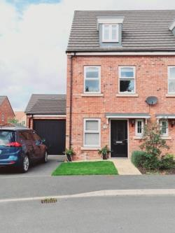 Semi Detached House For Sale  Market Weighton East Riding of Yorkshire YO43