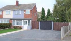 Semi Detached House For Sale  Telford Shropshire TF2