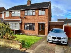 Semi Detached House For Sale  Prescot Merseyside L35
