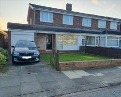 Semi Detached House For Sale  Whitley Bay Northumberland NE25