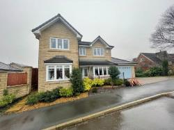 Detached House For Sale  Holmfirth West Yorkshire HD9
