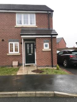 Semi Detached House For Sale  Markfield Leicestershire LE67