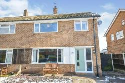 Semi Detached House For Sale  Newark Nottinghamshire NG23