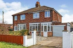Semi Detached House For Sale  Tetney, Grimsby Lincolnshire DN36