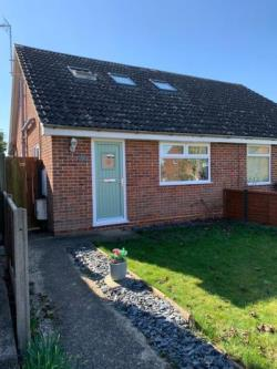 Semi Detached House For Sale  Sudbury Suffolk CO10
