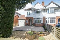 Semi Detached House For Sale  Birmingham West Midlands B13