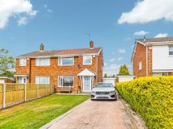 Semi Detached House For Sale  Thorpe Audlin West Yorkshire WF8