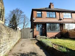 Semi Detached House For Sale  Bradford West Yorkshire BD13