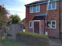Semi Detached House For Sale  Glemsford Suffolk CO10