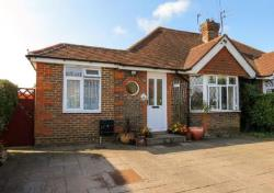 Semi - Detached Bungalow For Sale  Hailsham East Sussex BN27