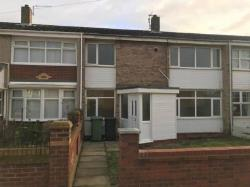 Terraced House To Let  Hartlepool Cleveland TS25