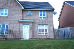 Semi Detached House For Sale  Stonehouse Lanarkshire ML9